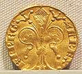 Napoli, giovanna I d'angiò e ludovico di taranto, oro, 1352-1362.JPG