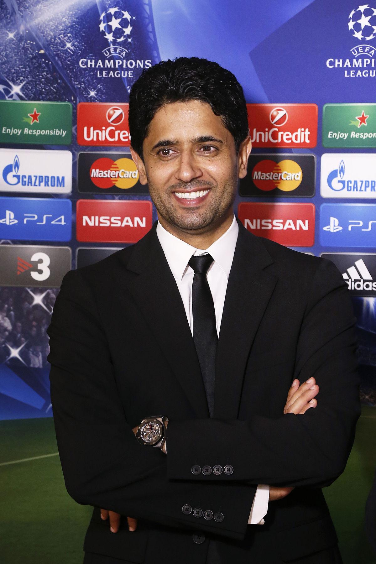 Nasser Al-Khelaifi Vermögen