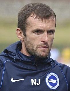 Nathan Jones (Welsh footballer) Welsh footballer and manager