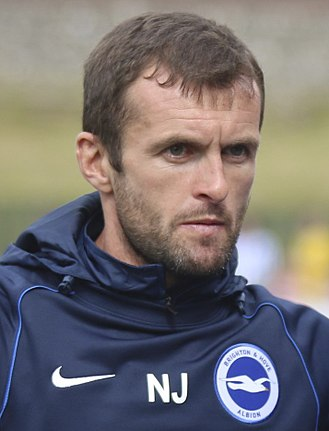 Stoke City F.C. - Current Stoke manager Nathan Jones