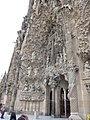 Nativity Facade, Sagrada Familia - panoramio (1).jpg