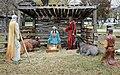 Nativity scene, Comfort, TX (2016) IMG 0342.JPG