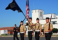 Navy Ceremonial Guard score NJROTC competition 140927-N-CG900-003.jpg