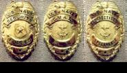 Navy MMA Law Enforcement Badges
