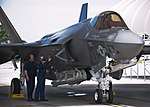 Navy maintainers putting F-35s in air 130814-F-OC707-047.jpg