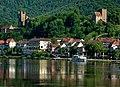 Neckarsteinach vom Schiff aus gesehen. 02.jpg
