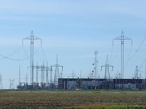 Electricity sector in Canada - A terminus of the Nelson River HVDC system, now included on the List of IEEE milestones.