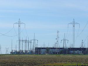 انتقال برق جریان مستقیم