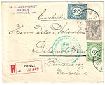 Netherlands 1922-09-19 currency control cover.jpg