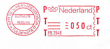 Netherlands stamp type N6.jpg