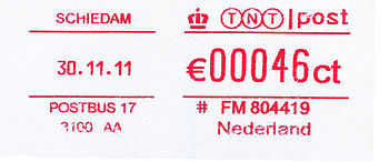 Netherlands stamp type R2.jpg