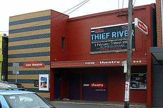 New Theatre (Newtown) - Image: New Theatre