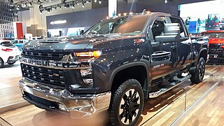 New 2020 Chevrolet Silverado HD at Toronto International Autoshow.jpg