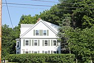 New England house, Brunswick, ME IMG 1954