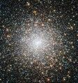 New Hubble image of star cluster Messier 15.jpg
