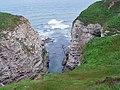 Newcombe Hope, Flamborough Head - geograph.org.uk - 765832.jpg