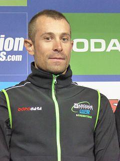 Nicola Ruffoni Italian cyclist