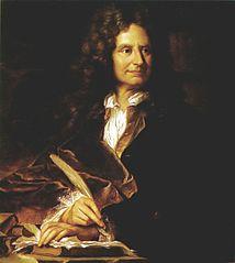 Nicolas Boileau-Despreaux (1636-1711)
