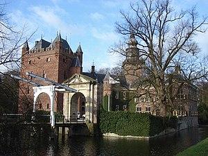 Stichtse Vecht - Nijenrode Castle in Breukelen