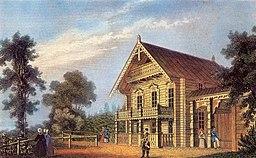 Nikolskoe Blockhaus Stahlstich nach Loeillot [Public domain], via Wikimedia Commons