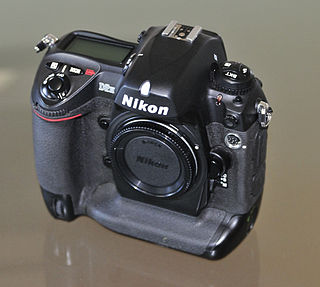 Nikon D2H Digital single-lens reflex camera