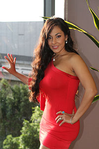 Nina Mercedez at Sexpo in Sydney, Australia 01.jpg