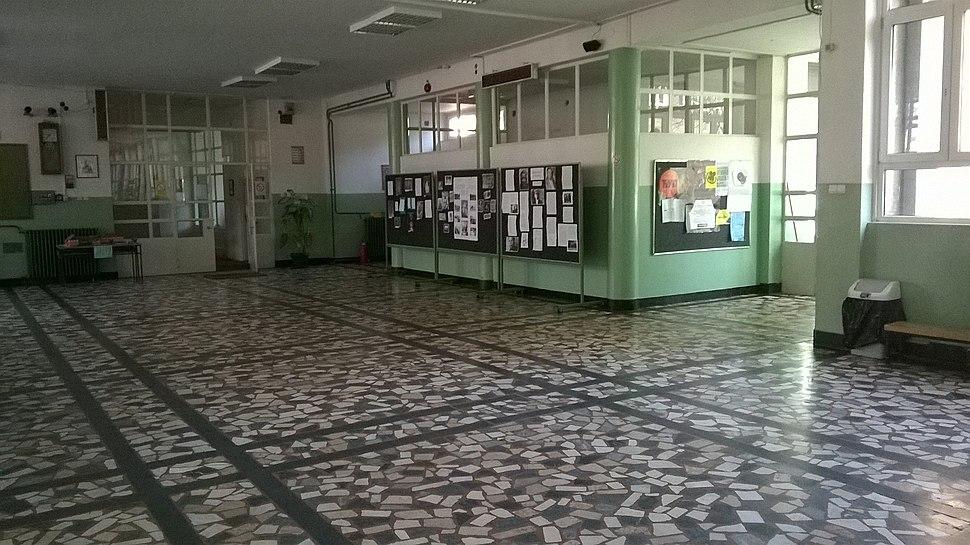 Ninth Belgrade Gymnasium H