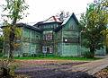 Nizhny Novgorod. Klimovskaya St., 84 (former pavilion of All-Russia Exhibition 1896, now it is old apartment building).jpg