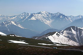 Norikura Skyline and Hida Mountains.jpg