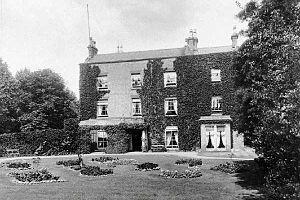 Normanton, Derby - Normanton Hall was built in the 1740s
