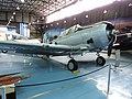 North American Harvard-Texan trainer aircraft - Εκπαιδευτικό αεροσκάφος (26759210110).jpg