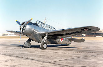 North American O-47 - An O-47B at National Museum of the United States Air Force