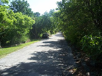 Arch Creek, Florida - Image: North Miami FL Arch Creek trail 01