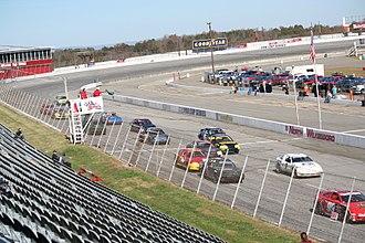 North Wilkesboro Speedway - North Wilkesboro Speedway, October 2010
