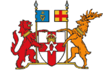 Former Governmental Coat of Arms of Northern Ireland 1925-72