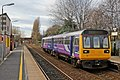 Northern Rail Class 142, 142054, Whiston railway station (geograph 3819364).jpg