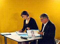 Novela 2010 - Pierre Cohen et Adrienne Alix