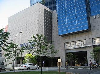 Novena, Singapore - Image: Novena Square 3
