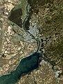 Novosibirsk, Russia, satellite image, LandSat-5, 2010-09-08.jpg