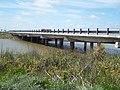 Nuevo puente de la RP11 sobre el Canal 2.jpg