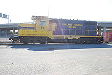 OTR Locomotive