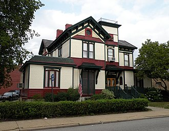 Troy Hill (Pittsburgh) - Image: Ober Guehl House
