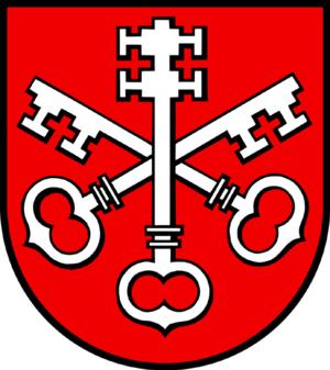 Obersiggenthal - Image: Obersiggenthal blason