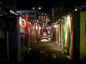Obihiro, Hokkaido - Kita no Yatai in Obihiro