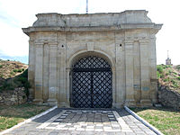 Ochakiv gate of Kherson fortress-2.jpg