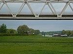 Oeffelt, RM 518573 brugkazemat noord, positie ten opzichte van de brug.JPG