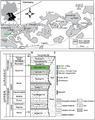 Oenosaurus muehlheimensis type location.png