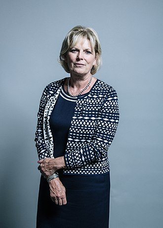 Anna Soubry - Image: Official portrait of Anna Soubry