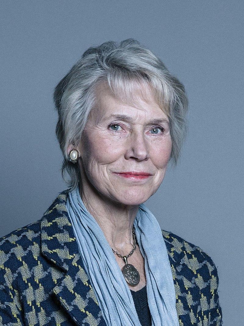 Official portrait of Baroness Bottomley of Nettlestone crop 2.jpg