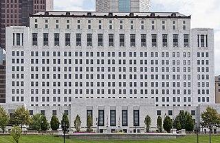 Ohio Judicial Center Judicial building in Columbus, Ohio